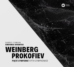 Gabriel Chmura - Wajberg Prokofiew. Piąte Symfonie - Fifth Symphonies