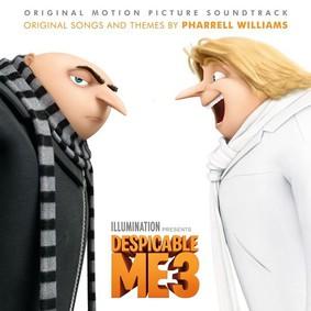 Various Artists - Gru, Dru i Minionki / Various Artists - Despicable Me 3