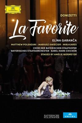 Elina Garanca - Garanca E Donizetti La Favorite [DVD]