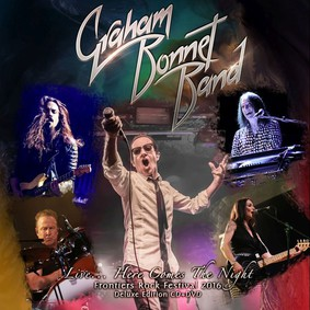 Graham Bonnet - Live… Here Comes The Night