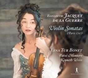 Lina Tur Bonet - Guerre Violin Sonatas