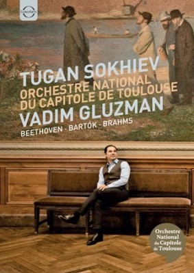 Vadim Gluzman, Tugan Sokhiev - Beethoven: Concerto pour violon et orchestre en ré majeur, op. 61, Bartok: Le Prince de bois, poeme choregraphiqu