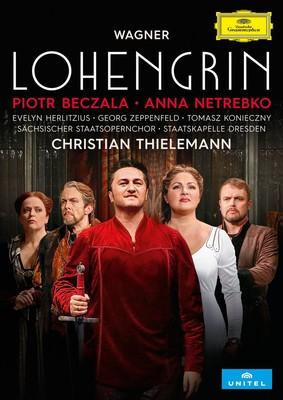 Piotr Beczała - Wagner Lohengrin [DVD]