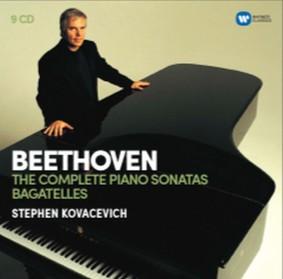 Stephen Kovacevich - Beethoven: The 32 Piano Sonatas, Bagatelles / Stephen Kovacevich