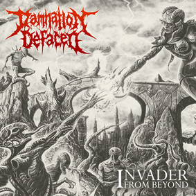 Damnation Defaced - Invader From Beyond