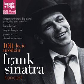 Chopin University Big Band - Frank Sinatra 100 lecie urodzin - koncert w Trójce