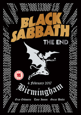 Black Sabbath - The End [DVD]