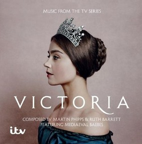 Martin Phipps, Ruth Bartett - Victoria (Music from the TV Series)