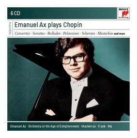 Emanuel Ax - Box: Emanuel Ax Plays Chopin