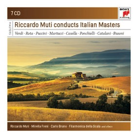 Riccardo Muti - Riccardo Muti Conducts Italian Masters