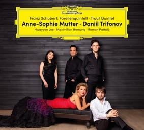 Anne-Sophie Mutter - Trout Quintet