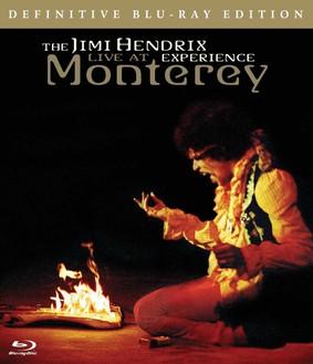 Jimi Hendrix - Hendrix American Landing: Jimi Hendrix Experience Live At Monterey [Blu-ray]