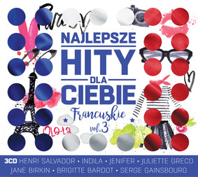 Various Artists - Najlepsze Hity Dla Ciebie - Francuskie Volume 3
