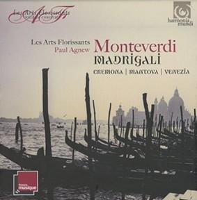 Paul Agnew - Madrigals Mantova Cremona Venezia