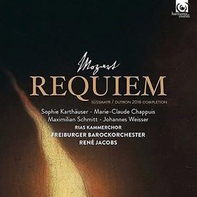 Rene Jacobs & Freiburger Barockorchester - Requiem