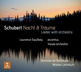 Laurence Equilbey, Wiebke Lehmkuhl - Schubert: Nacht und Traume