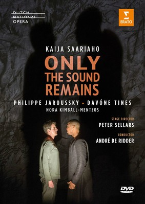 Philippe Jaroussky, Davone Tines - Saariaho: Only the Sound Remains (Dutch National Opera) [DVD]