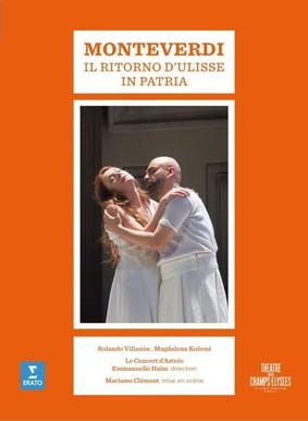 Rolando Villazón, Magdalena Kožená - Monteverdi: Il ritorno di Ulisse in patria (Theatre des Champs-Elysees) [DVD]