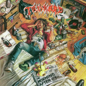 Tankard - The Morning After + Alien E.P.
