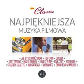 Various Artists - RMF Classic: Najpiękniejsza muzyka filmowa. Volume 2