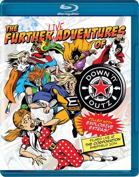 Down 'n' Outz - The Further Live Adventures Of