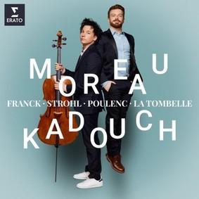 Edgar Moreau, David Kadouch - Sonatas