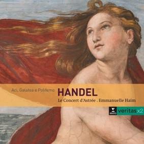 Emmanuelle Haïm - Handel: Aci, Galatea e Polifemo
