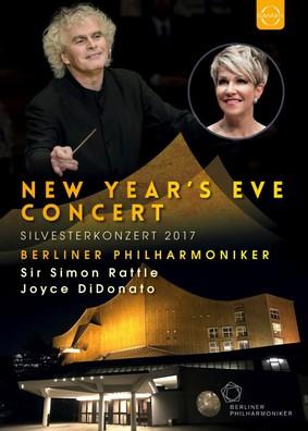 Joyce DiDonato, Berliner Philharmoniker - Berliner Philharmoniker - New Year's Eve Concert 2017/2018 [DVD]