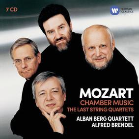 Alban Berg Quartett - Mozart: Chamber Music (The Last String Quartets)