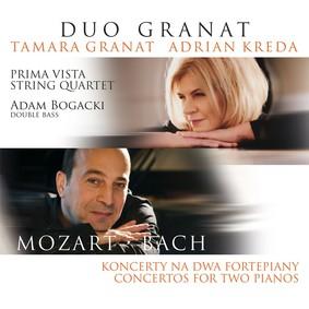 Duo Granat - Bach/Mozart – Koncerty na dwa fortepiany