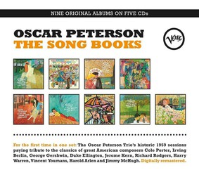 Oscar Peterson - The Song Books