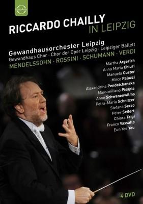 Riccardo Chailly - Riccardo Chailly & Gewandhausorchester Leipzig