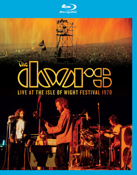 The Doors - Live At The Isle Of Wight 1970 [Blu-ray]