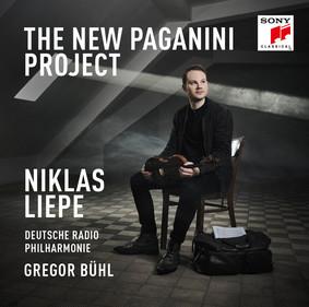 Niklas Liepe - The New Paganini Project