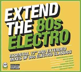 Various Artists - Extend The 80's Electro
