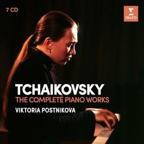 Viktoria Postnikova - Tchaikovsky: The Complete Piano Works