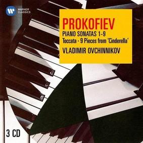 Vladimir Ovchinnikov - Prokofiev: The 9 Piano Sonatas, Toccata