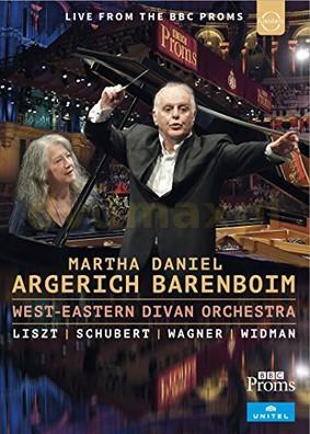 Daniel Barenboim, Martha Argerich - BBC Proms 2016 – West-Eastern Divan Orchestra/ Argerich - Barenboim - Dove [DVD]