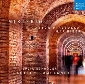 Lautten Compagney - Misterio: Biber & Piazzolla