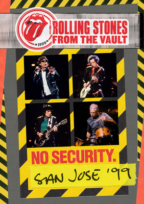 The Rolling Stones - From The Vault: No Security - San Jose 1999 [DVD]
