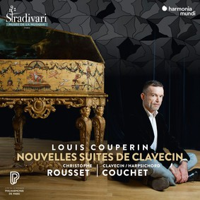 Christophe Rousset - Louis Couperin Music For Harpsichord