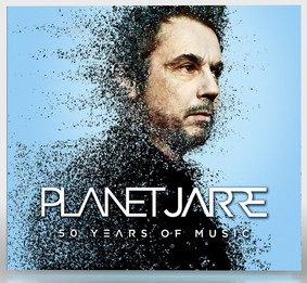 Jean Michel Jarre - Planet Jarre. 50 Years Of Music