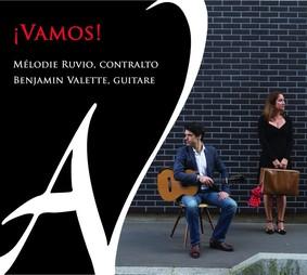 Melodie Ruvio, Benjamin Valette - Vamos ! De Falla, Lorca, Rodrigo, Pisador