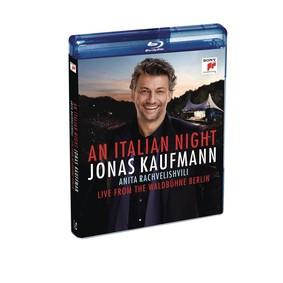 Jonas Kaufmann - An Italian Night - Live from the Waldbühne Berlin [Blu-ray]