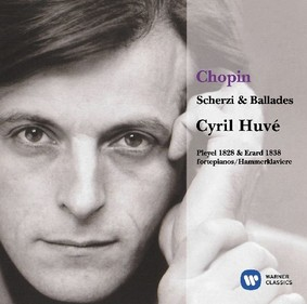 Cyril Huve - Chopin: Scherzi & Ballades