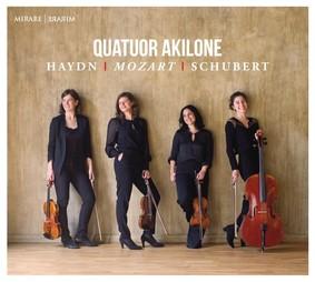 Quatuor Akilone - Haydn, Mozart, Schubert