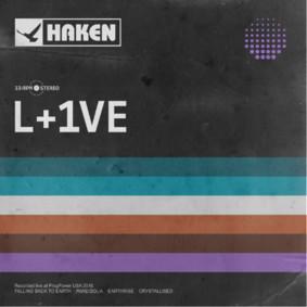 Haken - L+1VE [EP]