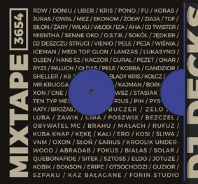 DJ Decks - Mixtape 3654