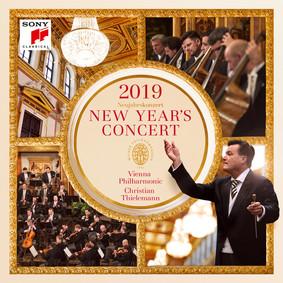 Christian Thielemann, Wiener Philharmoniker - Neujahrskonzert 2019 / New Year's Concert 2019 [Blu-ray]