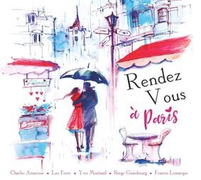 Various Artists - Rendez Vous A Paris
